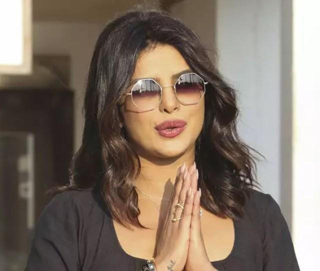 Go Getter Priyanka Chopra On Priyanka Chopras Personal