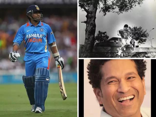 Sachin Enters ICC Hall Of Fame