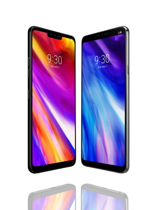 LG전자 플래그십 스마트폰 G7 씽큐.
