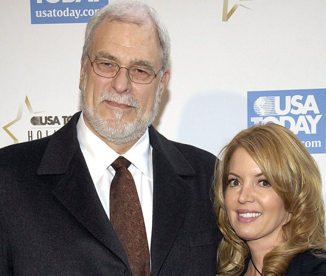 Nba Power Couple Phil Jackson And Jeanie Buss Call Off Engagement