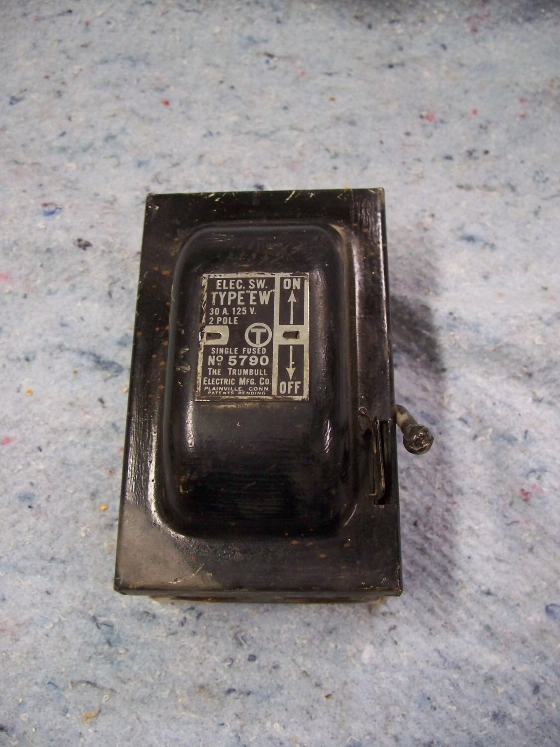 hight resolution of 1920s fuse box ecn electrical forums simple wiring schema 30 amp old fuse box 1920 s fuse box