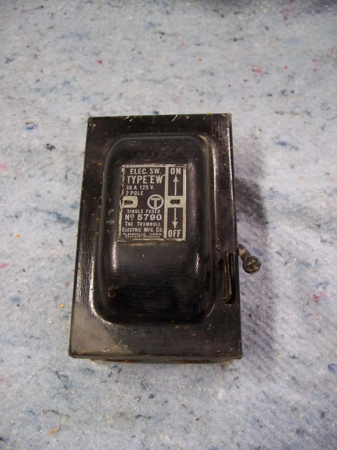 small resolution of 1920s fuse box ecn electrical forums simple wiring schema 30 amp old fuse box 1920 s fuse box
