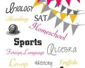 Homeschool, High School, ...