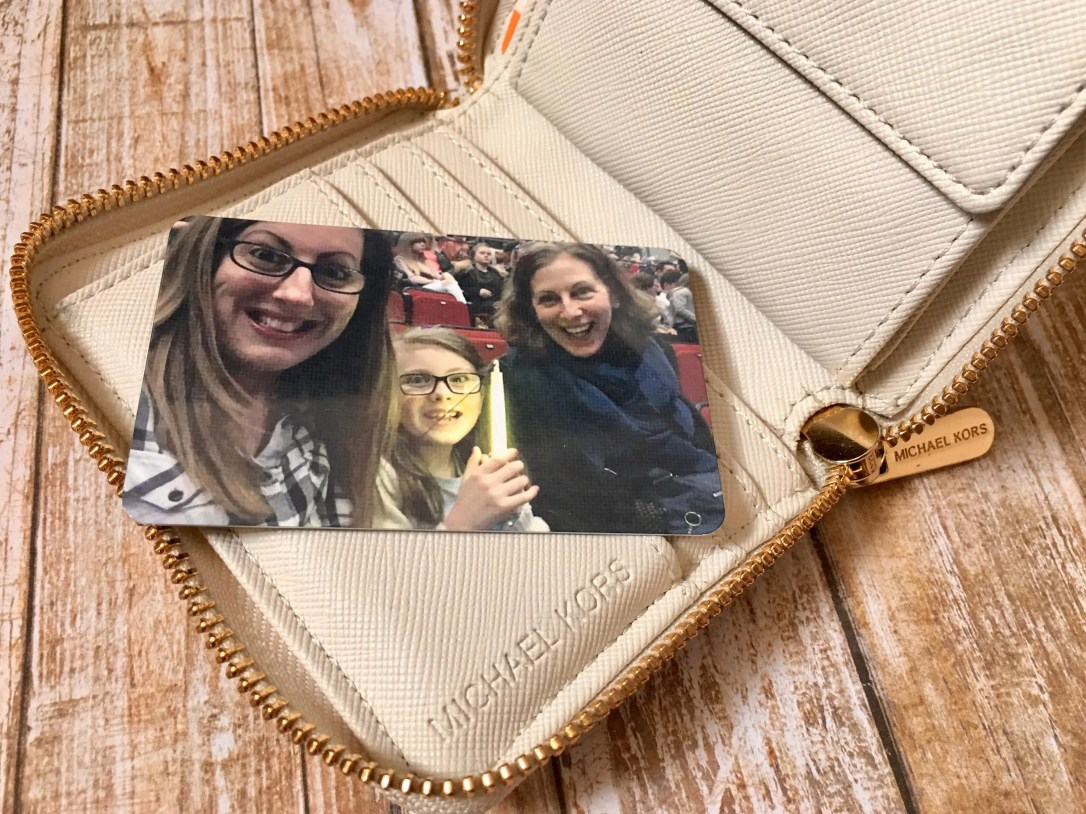 Photo Wallet Card - Doubl...