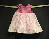 Baby or Toddler Dress / f...