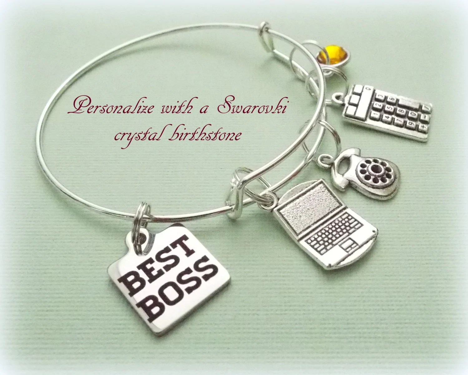 Boss Gift Appreciation Gift For Boss Thank You Gift For