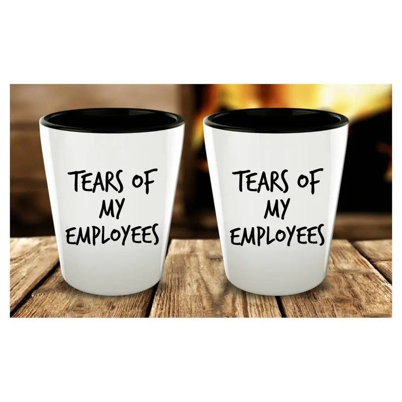Great Boss Gifts Boss Gift Ideas Tears Of My Employees