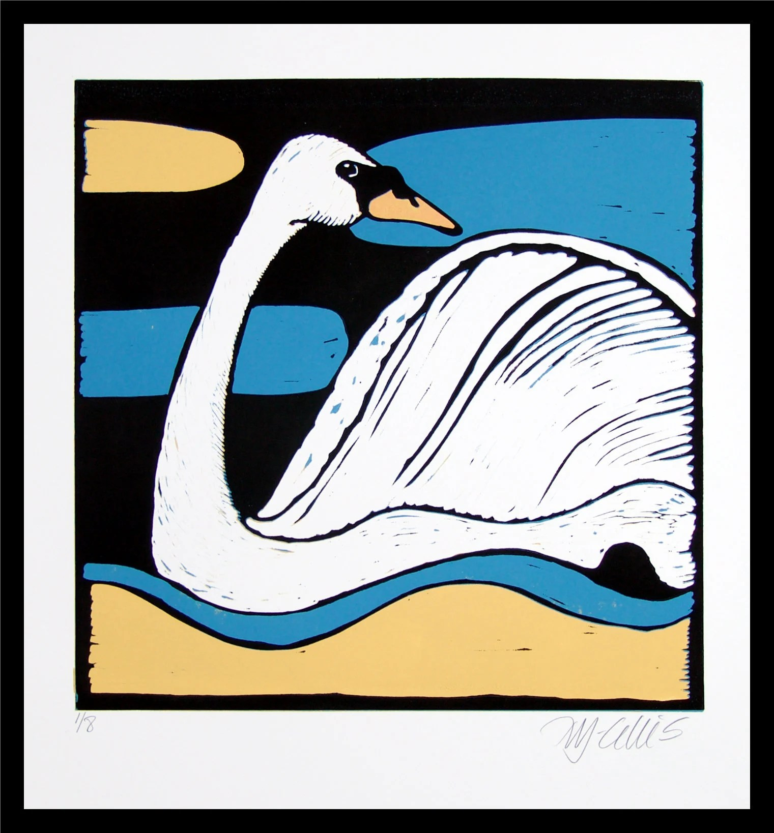 Linocuts lovingly made for your wall von linocutheaven auf Etsy