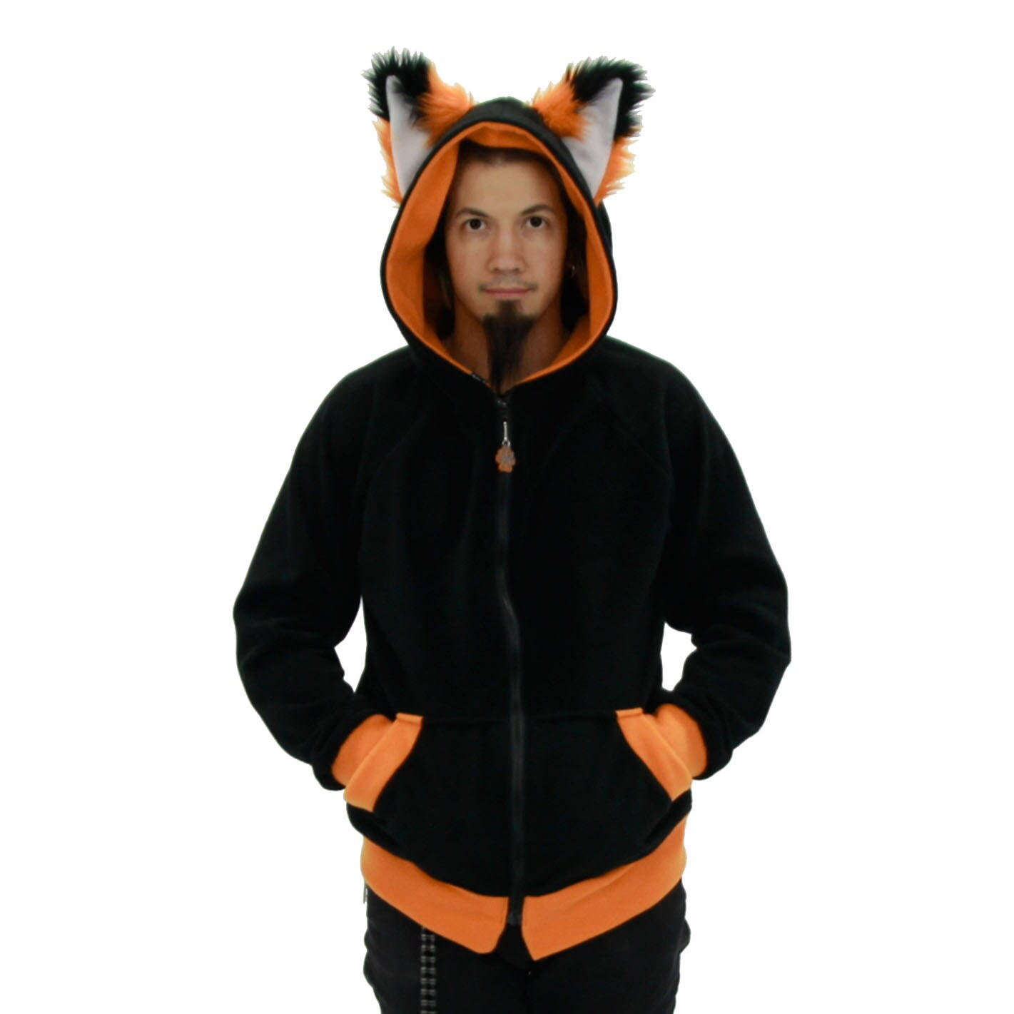 f29c786be7137 20+ Orange Fox Hoodie With Ears Pictures and Ideas on Meta Networks