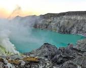 Mount Ijen - Volcano Pano...