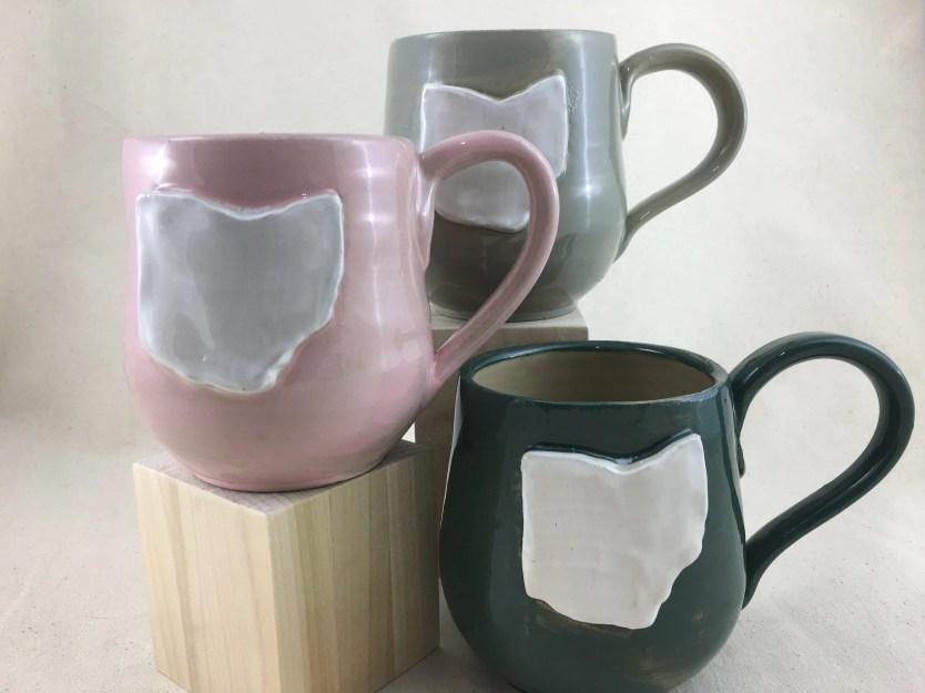 Ceramic Ohio Mug / Teacup...