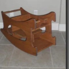 Amish 3 In 1 High Chair Plans Adult Portable Potty Quality Etsy The Baby Sitter Woodworking Free Transfer