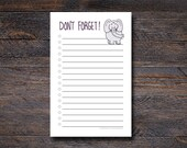 Elephant To Do List Notep...