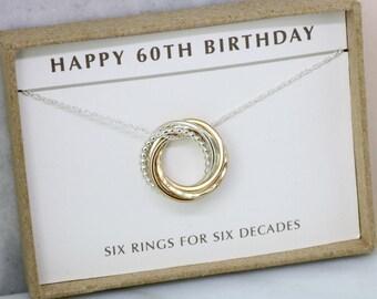 60th Birthday Gift Etsy