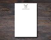 Taurus Notepad - Custom Z...