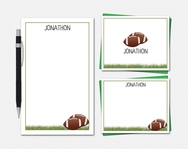 Football Stationery Set -...