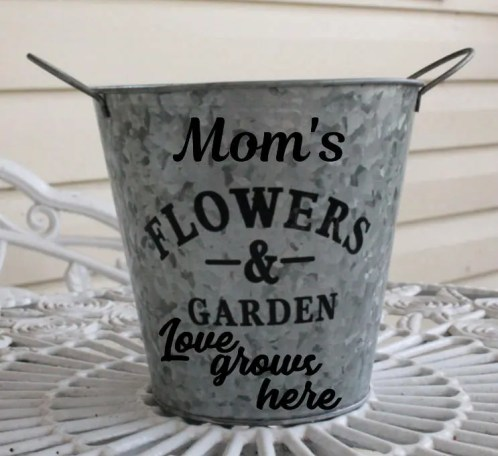 This is one of the best personalized gifts for Mother's Day!