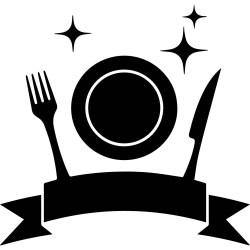 Food Restaurant Silhouette