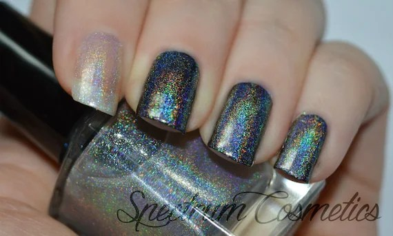 glass slipper linear holographic