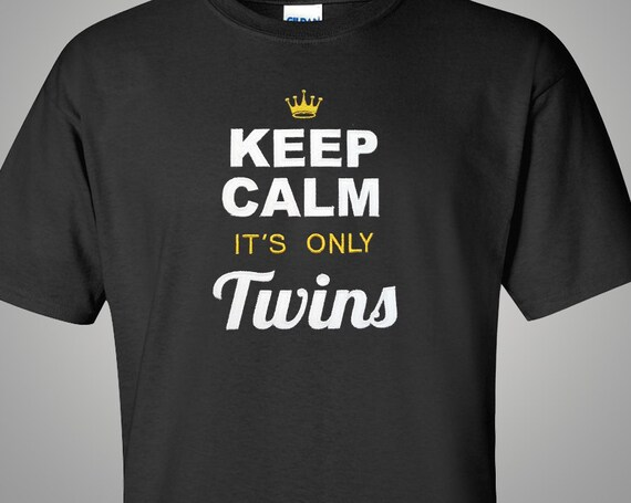 Items Similar To Twins Announcement Mom Of Twins Shirt