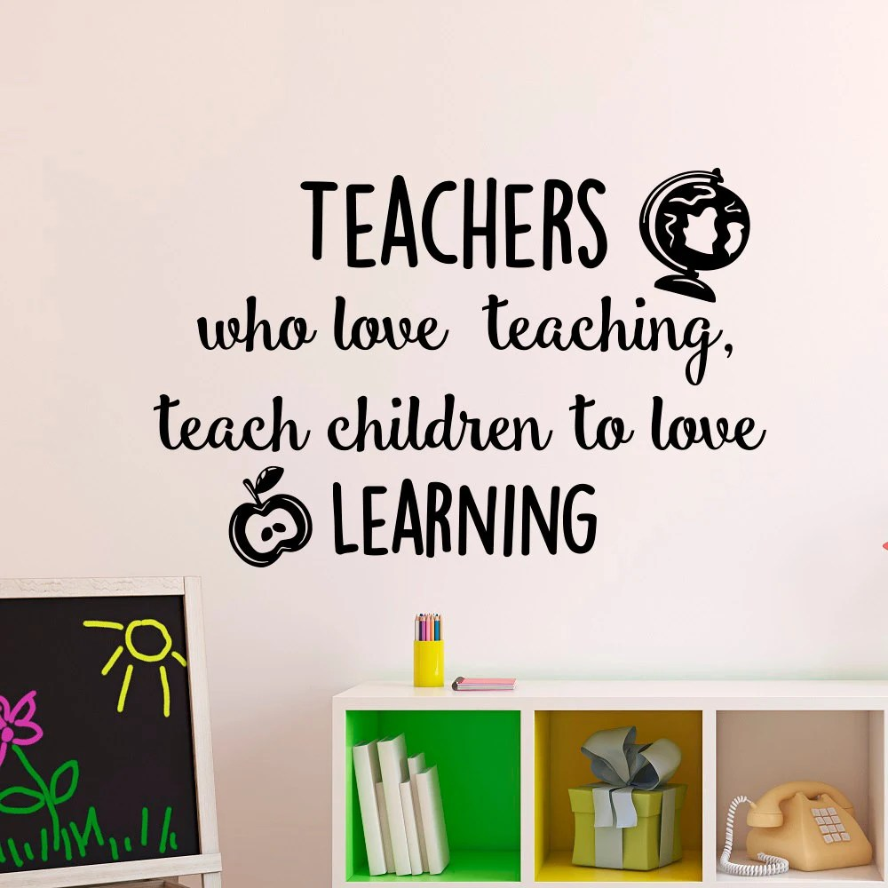 Items Similar To Education Quotes Teachers Who Love