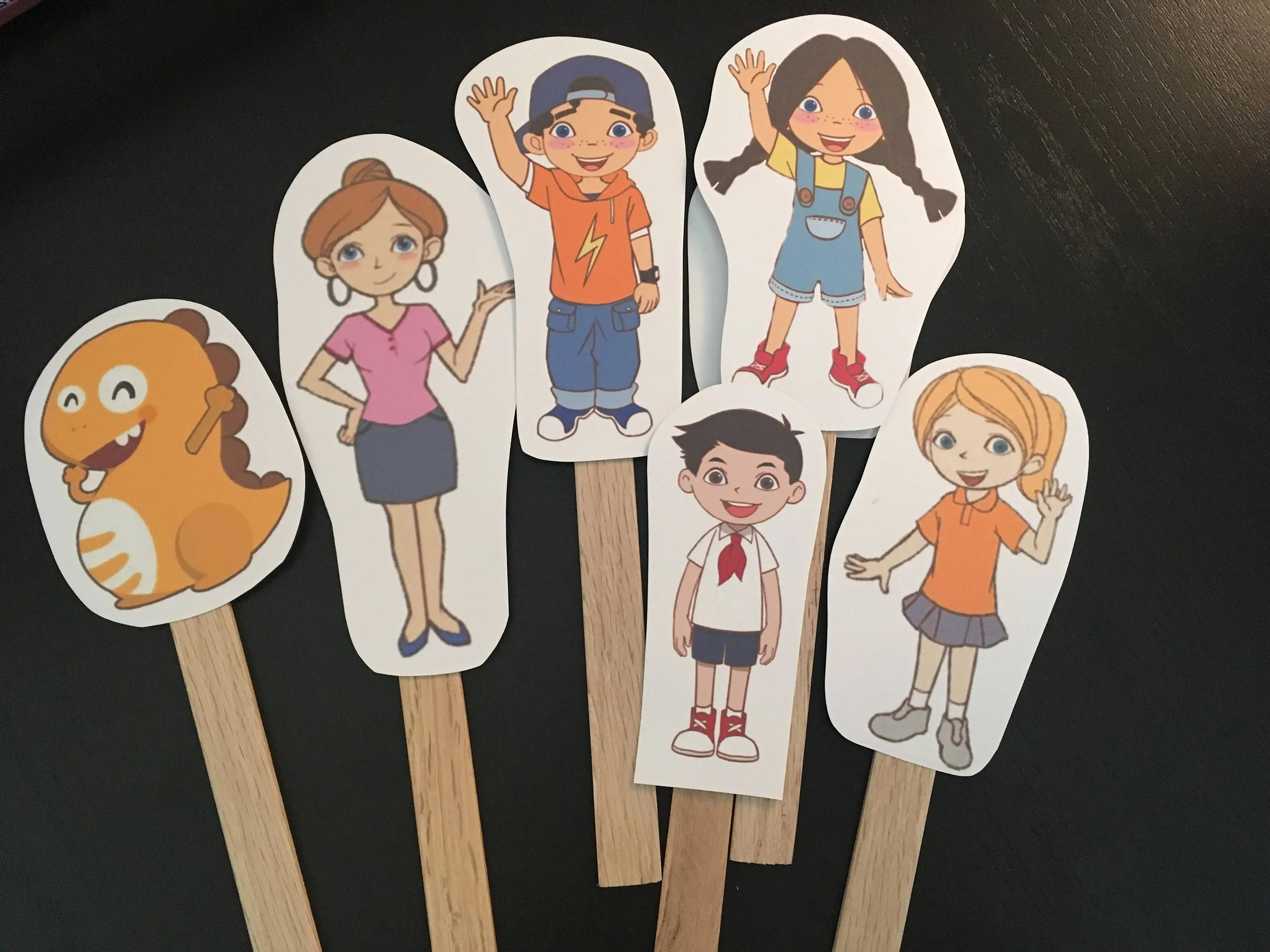 picture about Vipkid Mike and Meg Printable called Vipkid Figures - Researching Mars