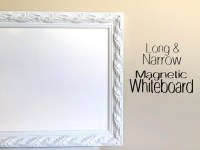 Decorative DRY ERASE BOARD for Sale Whiteboard Narrow Tall