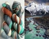 Hand dyed yarn pre-order....