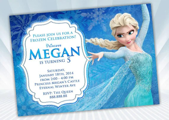 Create My Own Invitation Card