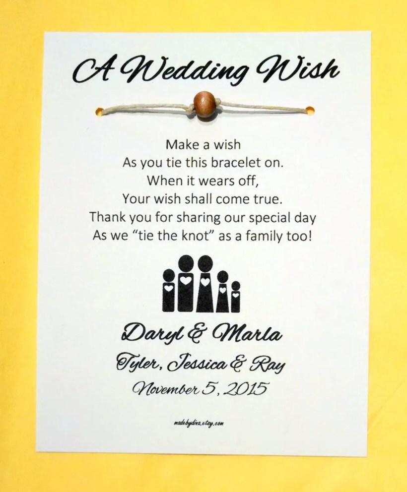 blended family poems for weddings | deweddingjpg.com