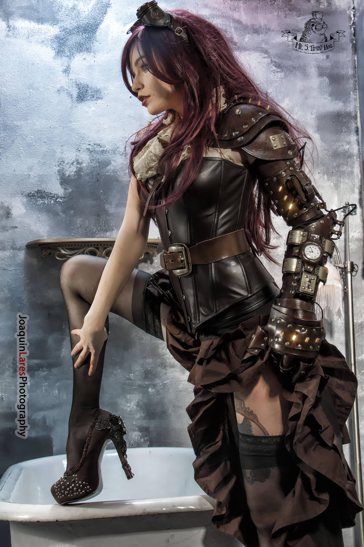 Rin' Steampunk Armor