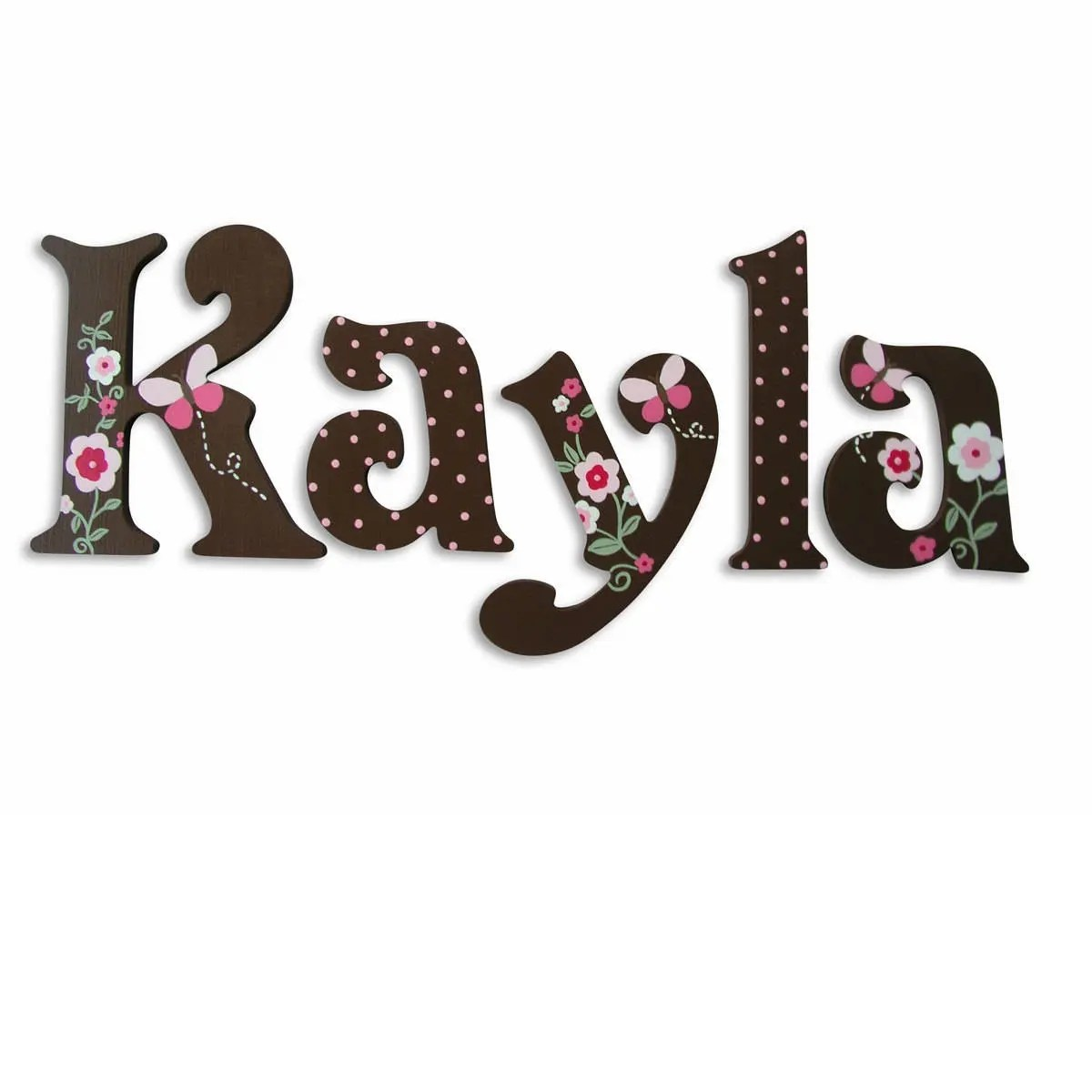 Items Similar To Wall Decor Wooden Letters Wall Letters