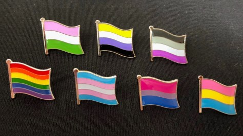 7-Piece COLLECTION - LGBT...