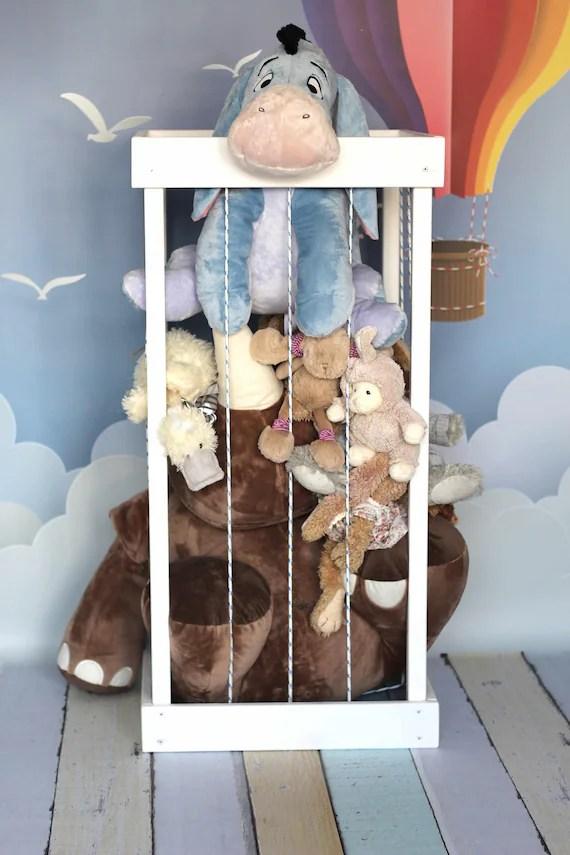 Stuffed Animal Zoo - free shipping