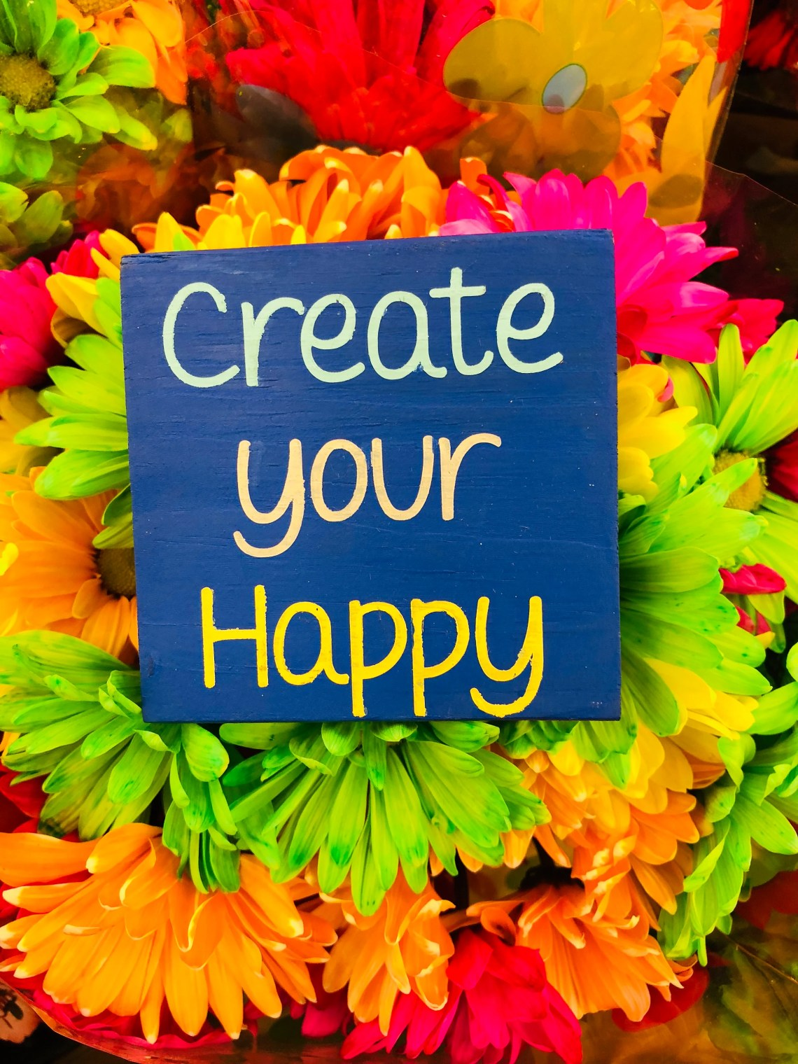 Create Your Happy - small...