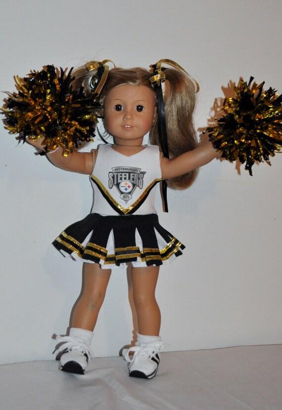 steelers cheerleader outfit