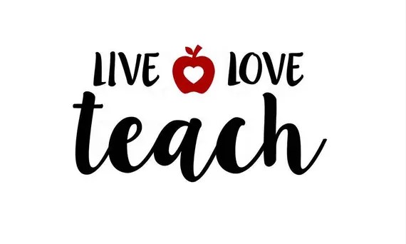 Download Live Love Teach svg teacher svg teacherlife svg educator