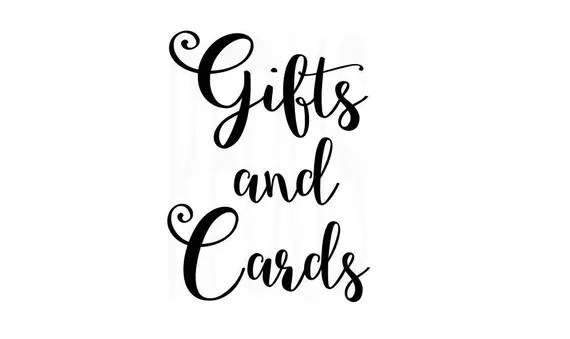 Download gifts and cards SVG Cricut cutting file diy wedding svg