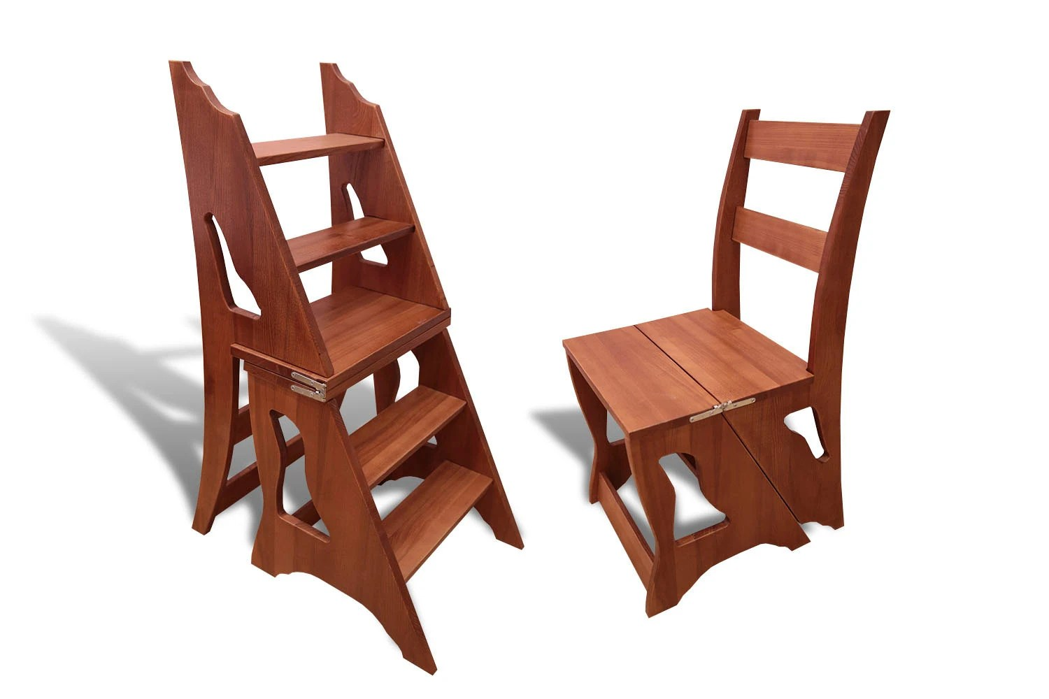 folding chair ladder slingback patio chairs target wood step stool