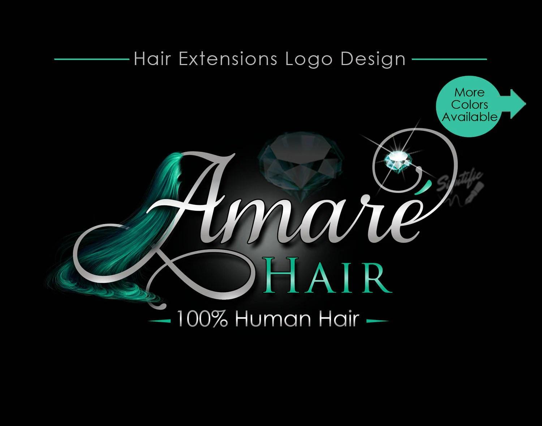 hair extensions logo virgin