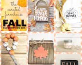 Fall Farmhouse Subscripti...