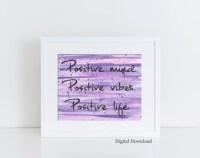 Uplifting quotes | Etsy