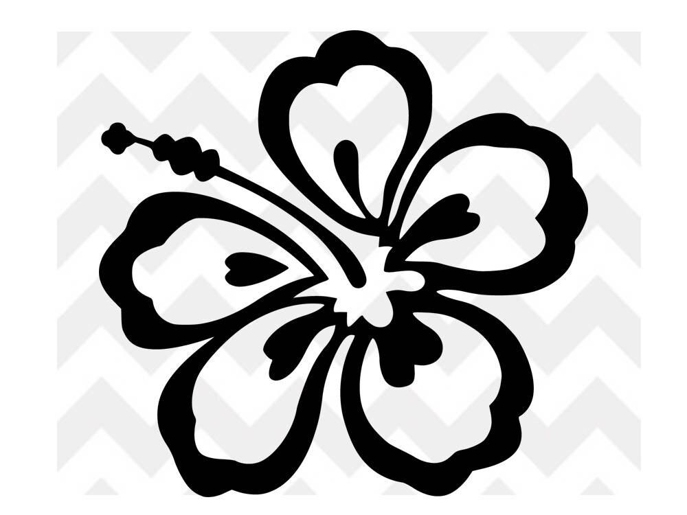 Download Hibiscus SVG, Hibiscus, Flower, Hawaiian Flower, Hawaii ...