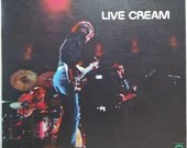 Live Cream Blues Rock Lp ...