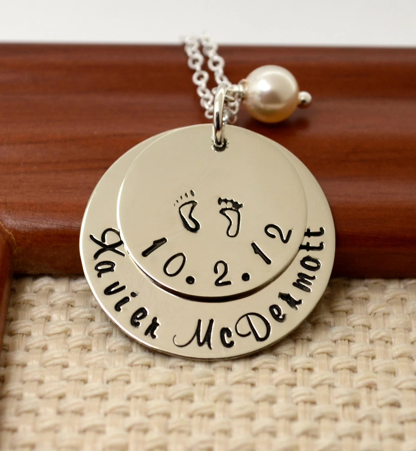 New Mother Gift Expectant Mother Gift Mothers Necklace