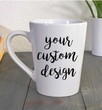 Coffee Mug Personalized Mugs Custom Coffee Mug Custom