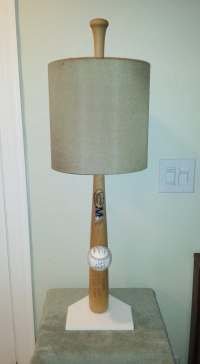 Baseball Bat Lamp Louisville Slugger Bat Lamp Baseball