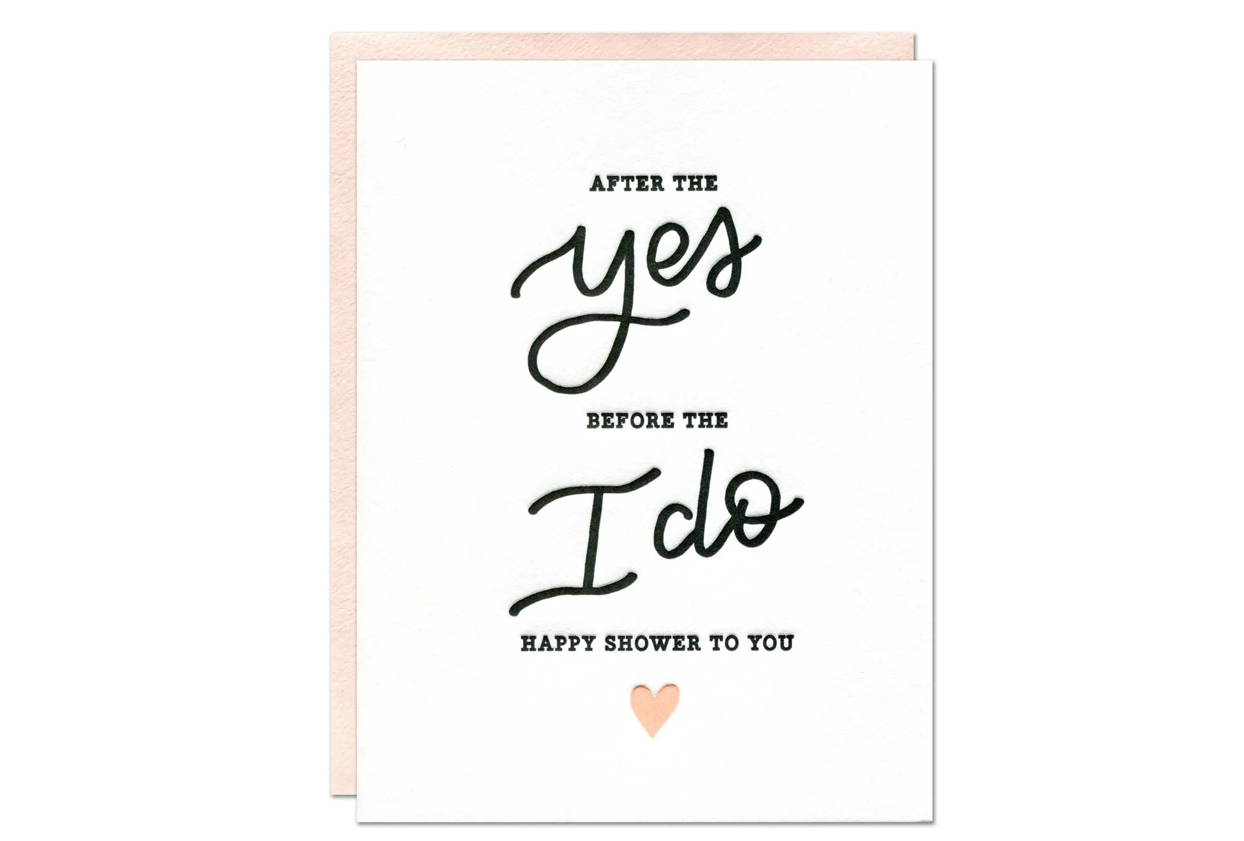 Happy Bridal Shower Card Wedding Shower Card Bride To Be