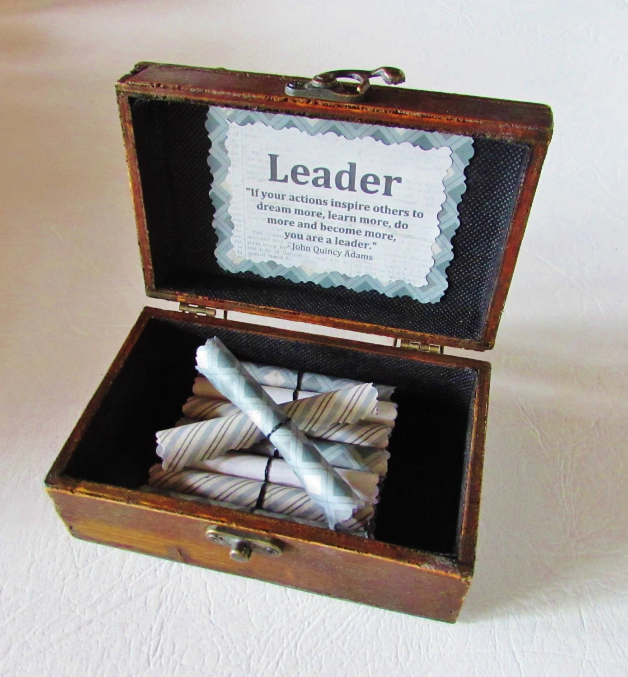 Boss Birthday Gift Personalized Boss Gift Leadership Gift
