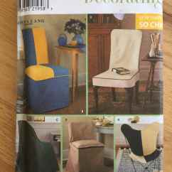Dorm Chair Covers Etsy Microfiber Office Uncut Simplicity 8261 Butterfly Cover